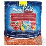 Корм Tetra Pro Colour для декоративних рибок 12г
