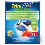 Корм Tetra TetraPRO Vegetable для декоративных рыбок 12г