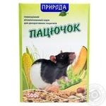 Корм Природа Пацючок 0,5кг