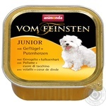 Корм для собак Animonda Vom Feinsten птиця-печінка індички 150г