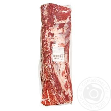 Поясничная часть говяжья Мясная гильдия толстый край охлажденная