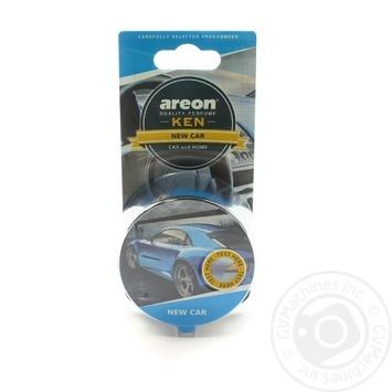 Освежитель воздуха Areon Ken новая машина 35г