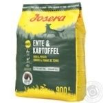 Josera Ente & Kartoffel Duck and Potatoes Dry Food for Dogs 900g