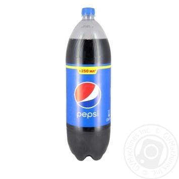 Напій Pepsi 2,25л - купити, ціни на Метро - фото 1