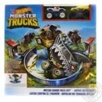 Набір Небезпечне протистояння серії Monster Trucks Hot Wheels