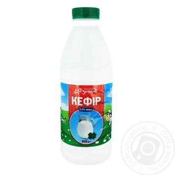 Кефир Фуршет 2,5% 900г - купить, цены на Фуршет - фото 1