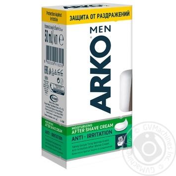 Крем после бритья ARKO Men Anti-Irritation 50мл