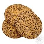 Печенье Американер сдобное со льном