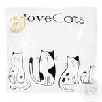 Подушка Tigres ПД-0169 Love cats