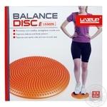 Масажна подушка LiveUP LS3226, 33см, orange, 1шт