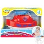 Іграшка Бебе пластикова арт. 58049