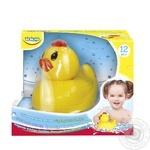 Іграшка Бебе пластикова арт. 58048
