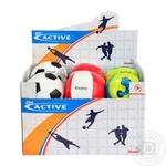 Іграшка Simba М'яка кулька Спорт 3види 10см 12шт
