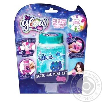 Игрушка So Glow Магическая банка для развлечений