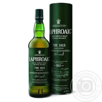Виски Laphroaig Lore Box 48% 0,7л