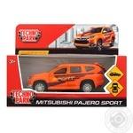 Techno Park Mitsubishi Pajero Sport Toy Car Model 1:32