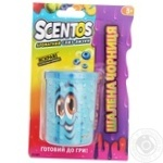 Scentos Crazy Blueberries Fragrant Slime 85g