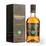 Виски Glen Allachie Cask Strenght 10yo 57% 0,7л