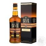 Whiskey Isle of sky 40% 12yrs 700ml in a box