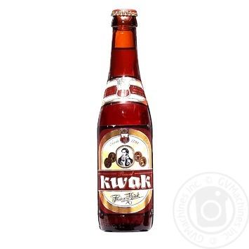 Пиво Kwak Pauwel светлое 8,4% 0.33л