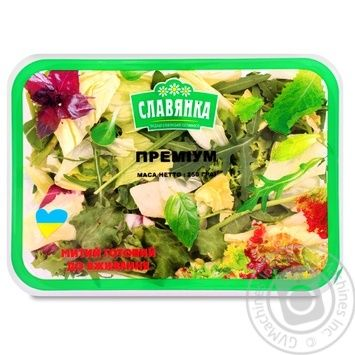 Salad Slavjanka Premium fresh 250g