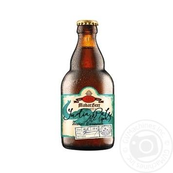 Пиво Makar Beer Indian Caravan IPA светлое 5,6% 0,33л