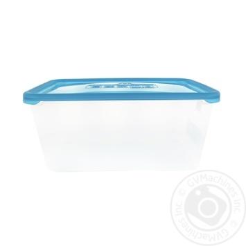 Емкость Heidrun для хранения в морозилке 5,3л 29.5x14.5x12.7см