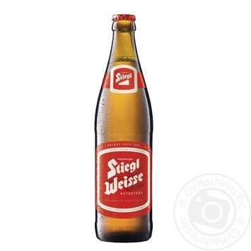 Пиво Stiegl Weisse Naturtrub c/б 0.5л х20