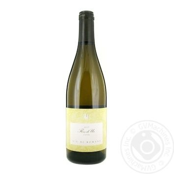 Вино Vie Di Romans Flors Di Uis белое сухое 13% 0,75л