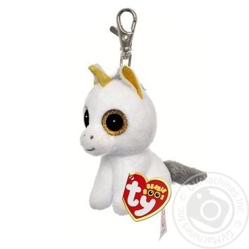 Іграшка м'яка TY Beanie Boo's 36640 Єдиноріг Pegasus 12см - купити, ціни на Novus - фото 1