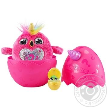Rainbocorn Sparkle Heart Surprise Soft Toy Series В - buy, prices for Novus - image 1