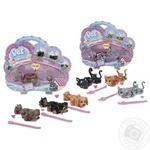 Іграшка Інтерактивні фігурки домашніх вихованців асорт Pet Club Parade