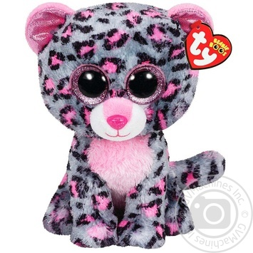 Ty Beanie Boo's Asia for children toy-leopard 15cm