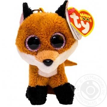 Іграшка м'яка TY Beanie Boo's 36613 Лисеня Slick 12см