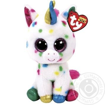 Ty Beanie Boos Harmo for children toy-unicorn 25cm