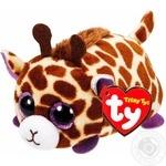 Іграшка дитяча м'яконабивна Teeny Ty's Жирафа MABS TY