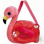 TY Gear Gilda for children flamingo-handbag