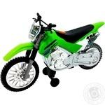 Мотоцикл Toy State Kawasaki KLX 140 Moto-Cross Bike 25см