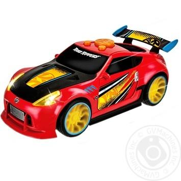 Машина Toy State Nissan 370Z крутой разворот 21см