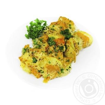 Картопля запечена з гарбузом - купити, ціни на МегаМаркет - фото 1