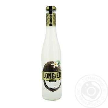 Напій алкогольний Longmixer Кокос 330мл - купити, ціни на Фуршет - фото 1