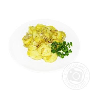 Картофель жареный с луком - купить, цены на МегаМаркет - фото 1