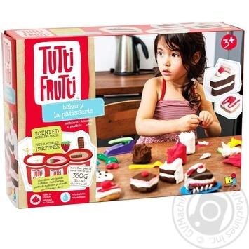 Набір для ліплення Пекарня Tutti-Frutti