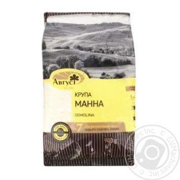 Avhust Premium Semolina - buy, prices for CityMarket - photo 1