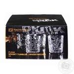 Nachtmann Punk Set of Glasses for Whiskey 348ml 4pcs