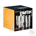 Набір келихів Punk для коктелів 345мл 4шт арт.99498