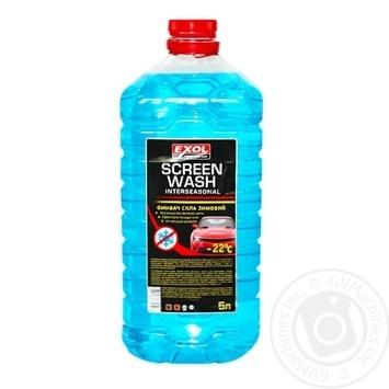 Exol Washer glass -22 5l - buy, prices for Furshet - image 1