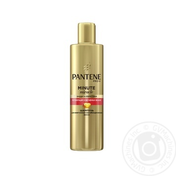 Шампунь Pantene Minute Miracle Защита кератина 270мл х6