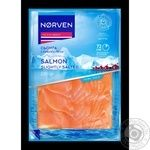 Norven light-salted sliced salmon 230g