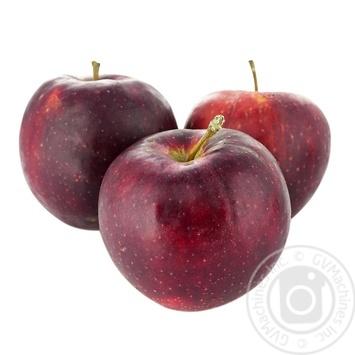 Яблоко Черный Принц вес. - купить, цены на Фуршет - фото 1
